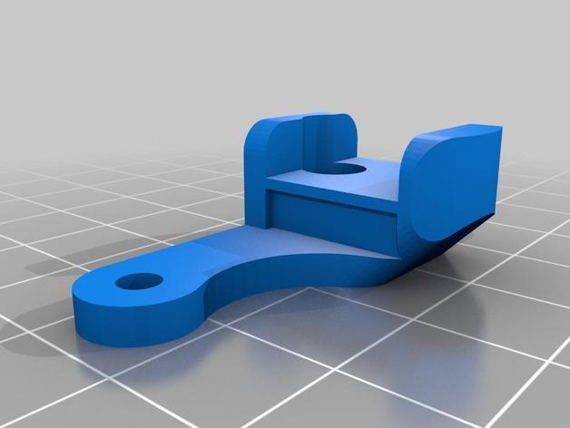 简易双挤出机 3D模型  图12