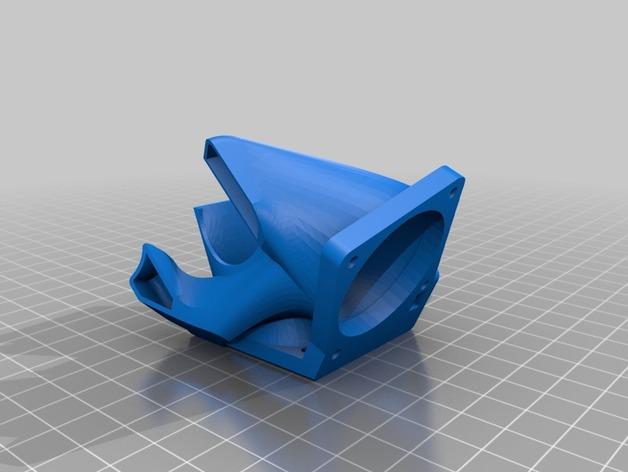 简易双挤出机 3D模型  图11
