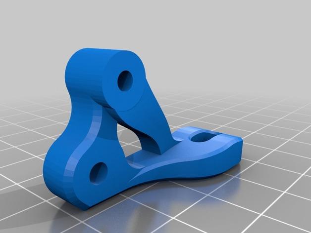 简易双挤出机 3D模型  图13