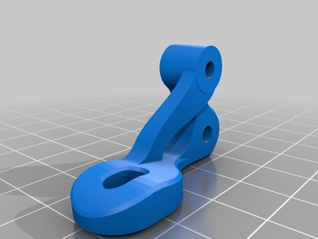 简易双挤出机 3D模型  图14