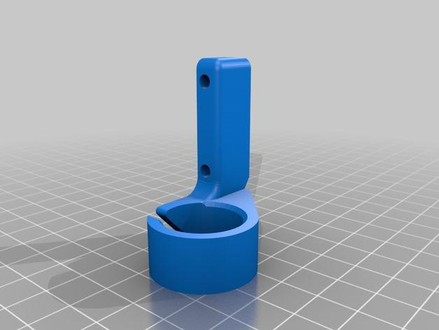 简易双挤出机 3D模型  图16