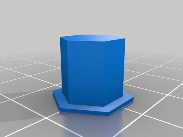 Prusa i3 Hephestos 3D打印机工具盒 3D模型  图2
