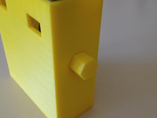 Prusa i3 Hephestos 3D打印机工具盒 3D模型  图6