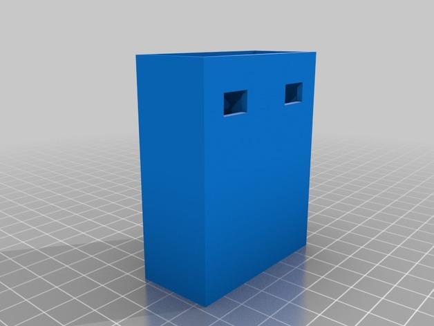Prusa i3 Hephestos 3D打印机工具盒 3D模型  图3
