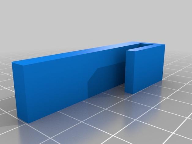 Prusa i3 Hephestos 3D打印机工具盒 3D模型  图4