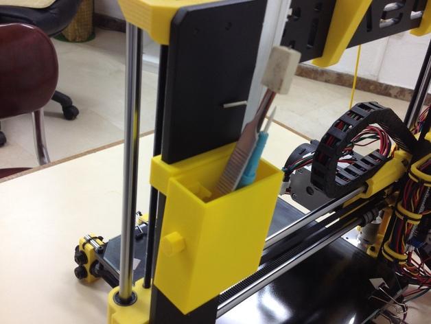 Prusa i3 Hephestos 3D打印机工具盒 3D模型  图5