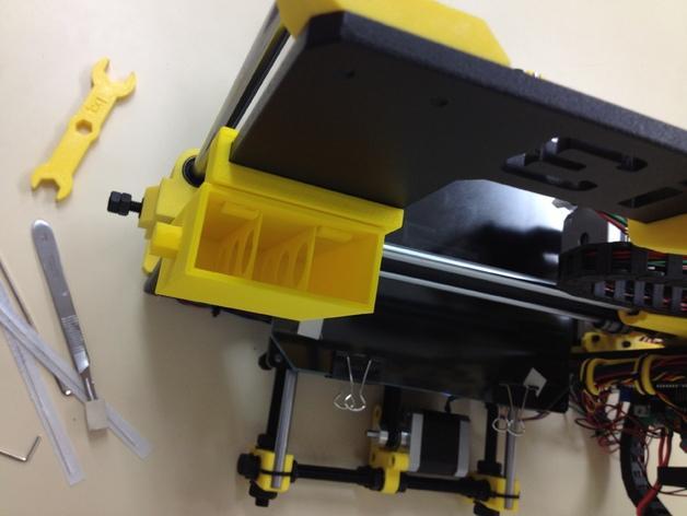 Prusa i3 Hephestos 3D打印机工具盒 3D模型  图7