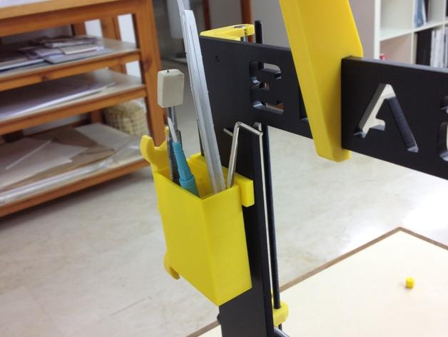 Prusa i3 Hephestos 3D打印机工具盒 3D模型  图9