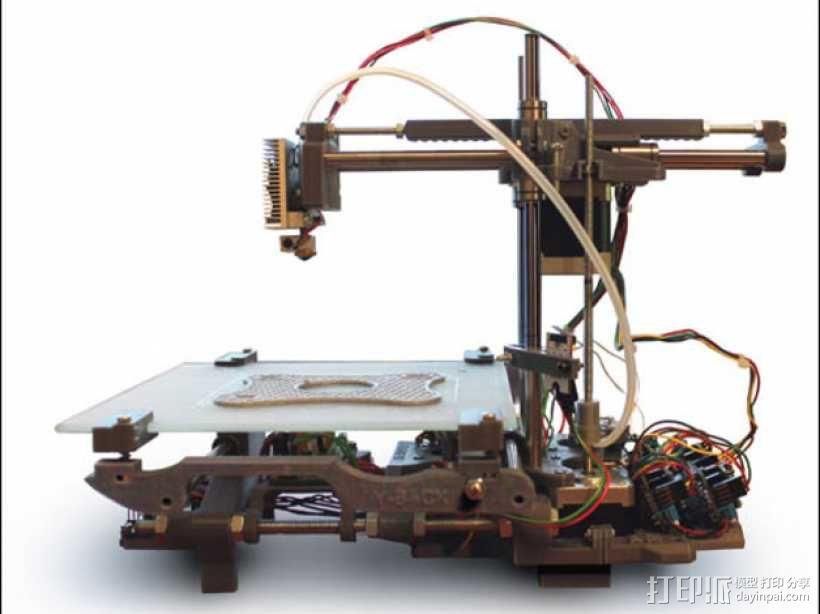 Smartrap MC3 3D打印机 3D模型  图1