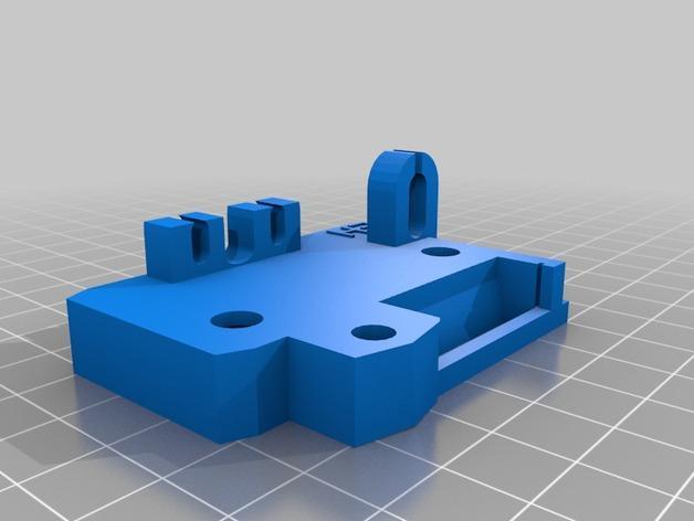 Smartrap MC3 3D打印机 3D模型  图5