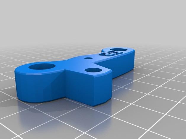 Smartrap MC3 3D打印机 3D模型  图6