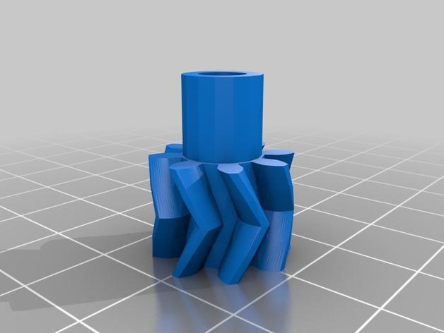 Smartrap MC3 3D打印机 3D模型  图7