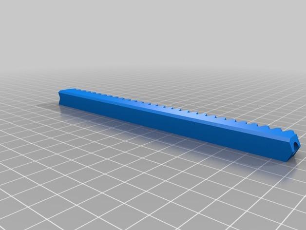 Smartrap MC3 3D打印机 3D模型  图8