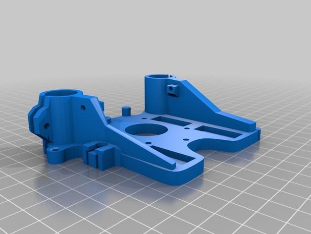 Smartrap MC3 3D打印机 3D模型  图11