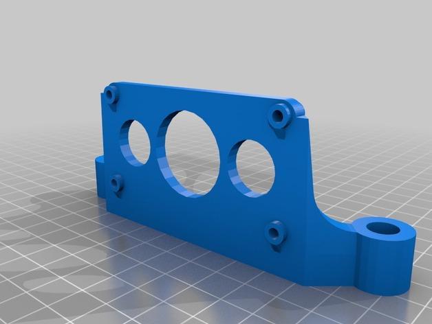 Smartrap MC3 3D打印机 3D模型  图12