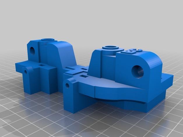 Smartrap MC3 3D打印机 3D模型  图15