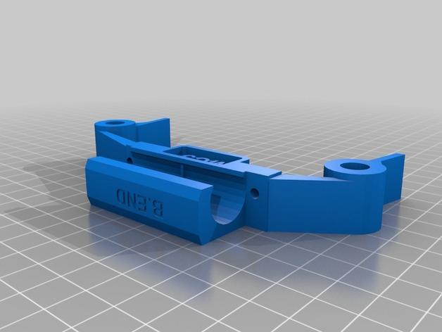Smartrap MC3 3D打印机 3D模型  图16