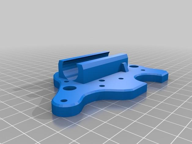Smartrap MC3 3D打印机 3D模型  图18
