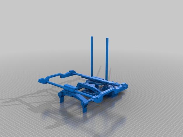 Smartrap MC3 3D打印机 3D模型  图22