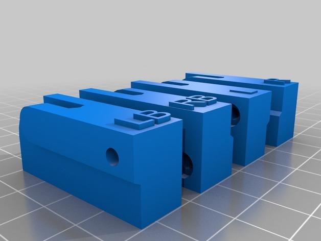 Smartrap MC3 3D打印机 3D模型  图20