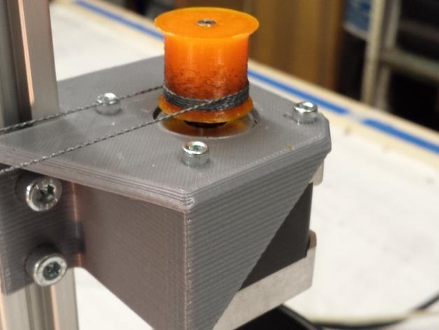 PrntQB V2 3D打印机 3D模型  图6