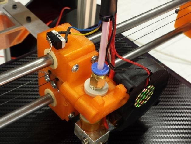 PrntQB V2 3D打印机 3D模型  图7