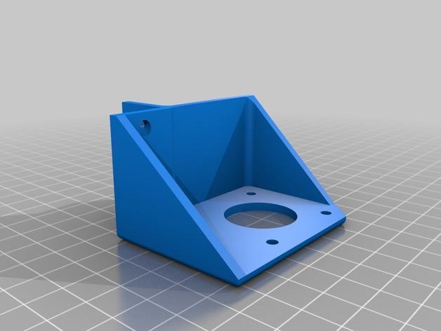 PrntQB V2 3D打印机 3D模型  图12