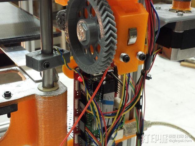 PrntQB V2 3D打印机 3D模型  图10