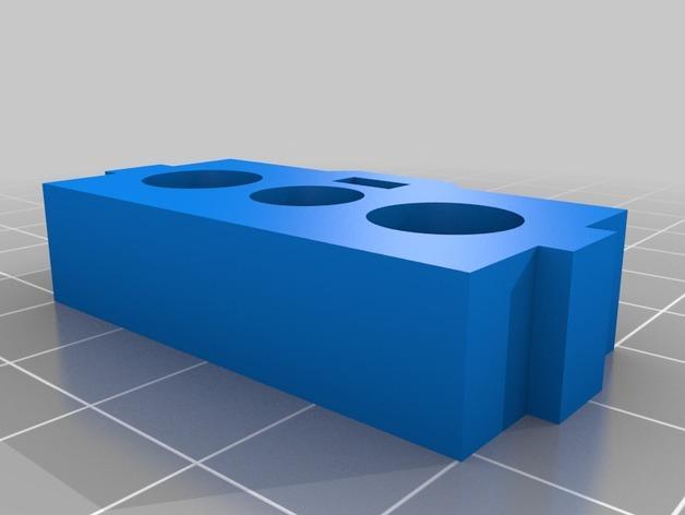 PrntQB V2 3D打印机 3D模型  图15