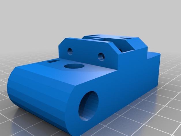 PrntQB V2 3D打印机 3D模型  图16