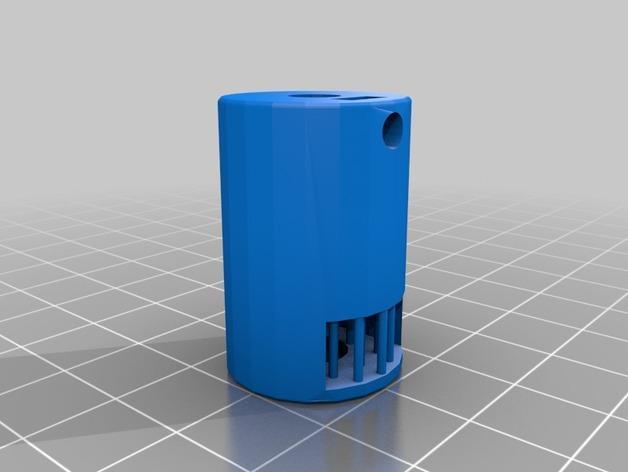 PrntQB V2 3D打印机 3D模型  图18
