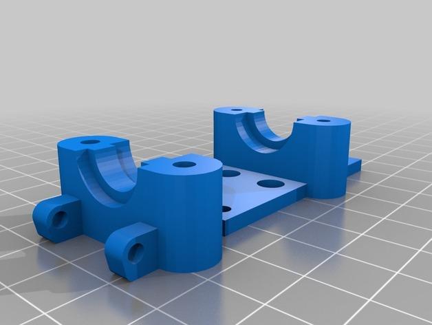 PrntQB V2 3D打印机 3D模型  图21