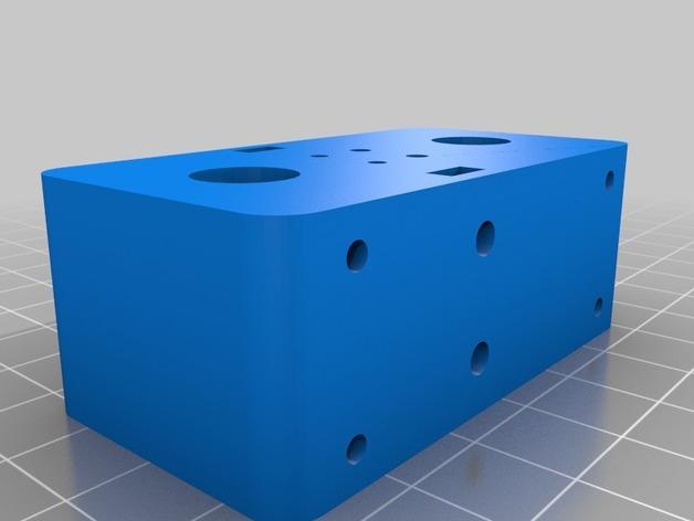 PrntQB V2 3D打印机 3D模型  图23
