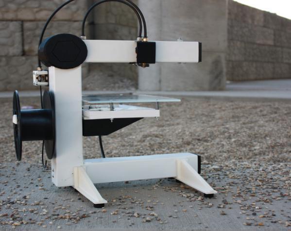 开源Eventorbot 3D打印机 3D模型  图4