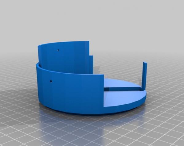 开源Eventorbot 3D打印机 3D模型  图12