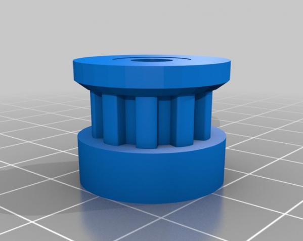 开源Eventorbot 3D打印机 3D模型  图15