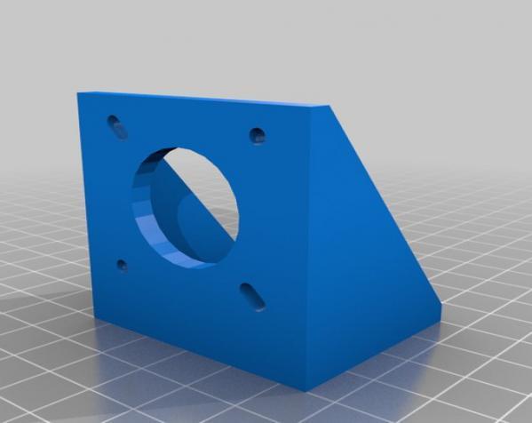 开源Eventorbot 3D打印机 3D模型  图14