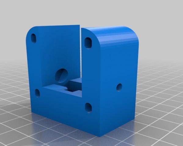 开源Eventorbot 3D打印机 3D模型  图13