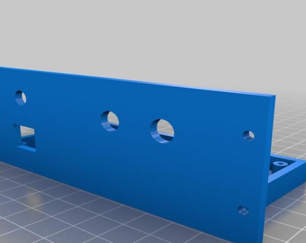 开源Eventorbot 3D打印机 3D模型  图16