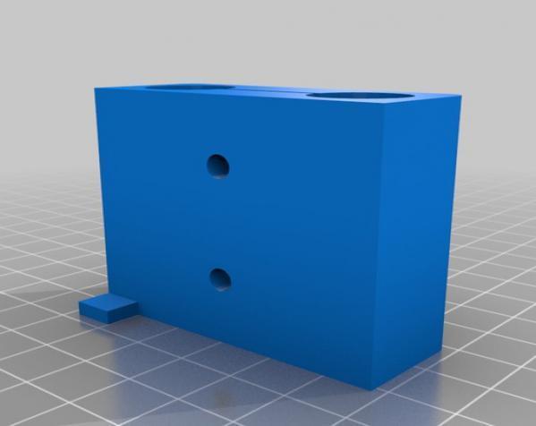 开源Eventorbot 3D打印机 3D模型  图17