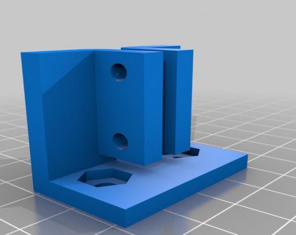 开源Eventorbot 3D打印机 3D模型  图18