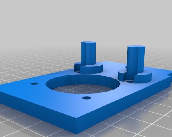 开源Eventorbot 3D打印机 3D模型  图20
