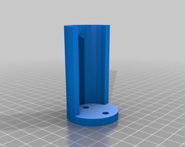 开源Eventorbot 3D打印机 3D模型  图22