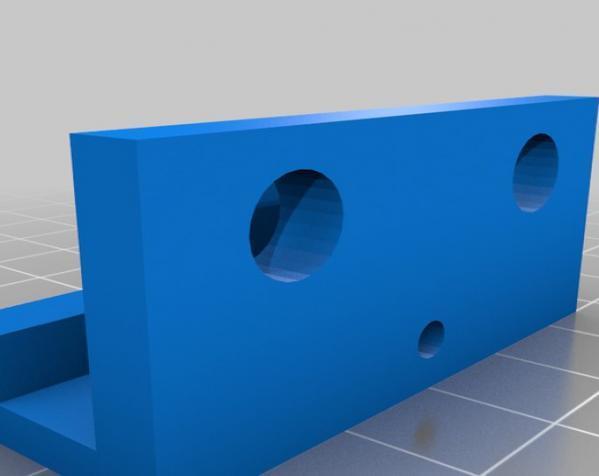 开源Eventorbot 3D打印机 3D模型  图24