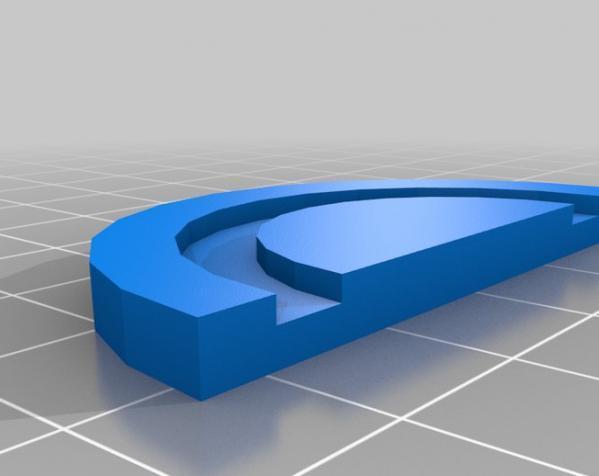 开源Eventorbot 3D打印机 3D模型  图23
