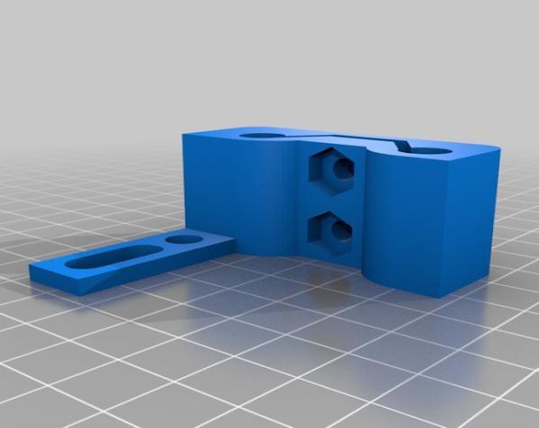 开源Eventorbot 3D打印机 3D模型  图27