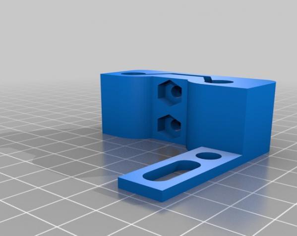开源Eventorbot 3D打印机 3D模型  图25