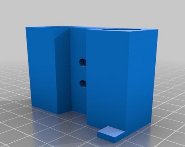 开源Eventorbot 3D打印机 3D模型  图28