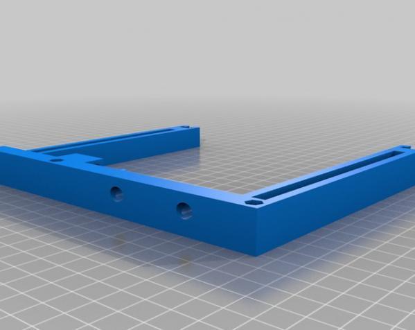 开源Eventorbot 3D打印机 3D模型  图29
