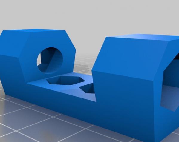 开源Eventorbot 3D打印机 3D模型  图30